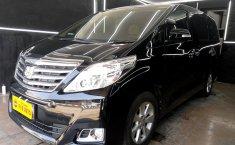 Jual mobil bekas murah Toyota Alphard X 2012 di DKI Jakarta