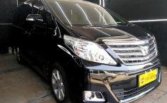 Jual mobil Toyota Alphard X 2012 murah di DKI Jakarta