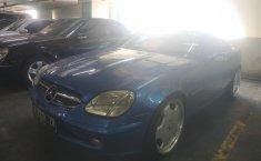 Jual mobil bekas Mercedes-Benz SLK SLK 230 2000