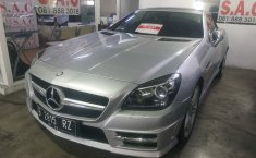 Jual mobil bekas Mercedes-Benz SLK SLK 250 2012
