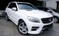 Mercedes-Benz M-Class ML 400 2014 Putih