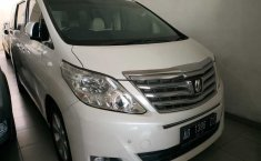 Jual Mobil Toyota Alphard G 2014