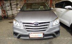 Jual mobil Toyota Kijang Innova E 2015 harga murah