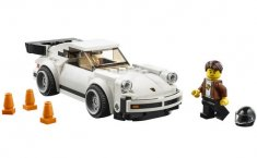 Lego Speed Champion Hadirkan Replika Porsche 911 Turbo Klasik