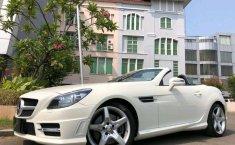 Jual mobil Mercedes-Benz SLK SLK 250 AMG 2012 bekas
