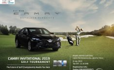 Toyota Tantang Pegolf Amatir di Camry Invitational Golf Tournament (CIGT) 2019