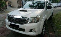 Jual mobil Toyota Hilux G 2012 bekas