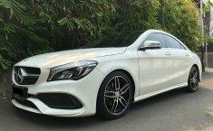 Jual mobil Mercedes-Benz CLA 200 2016 bekas