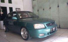 Hyundai Accent GLS 2002 Hijau
