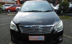 Jual mobil bekas murah Toyota Kijang Innova 2.0 G 2011
