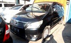 Jual mobil bekas murah Toyota Kijang Innova 2.5 G 2012