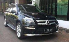 Mercedes-Benz GLS  2016 Hitam