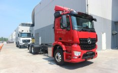 Review Mercedes-Benz Arocs 2536 L 2019 Indonesia: Pesona Baru Heavy Truck di Indonesia