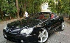 2001 Mercedes-Benz SL dijual