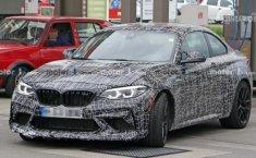 Rilis Tahun Depan, BMW M2 CS Jalani Tes Nurburgring