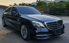 Mercedes-Benz S-Class (S 450 L) 2018 kondisi terawat