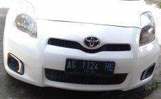 Jual mobil bekas Toyota Yaris J 2012 dengan harga murah