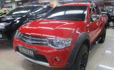 Jual mobil Mitsubishi Triton EXCEED 2014 bekas murah