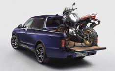 Bukan Abal-Abal, BMW Perkenalkan Konsep Truk Pikap BMW X7