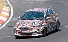 Toyota Yaris Tertangkap Kamera Lakoni Tes Nurburgring
