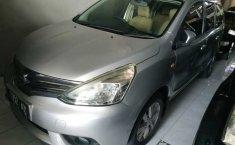 Jual Nissan Grand Livina XV 2014 terbaik