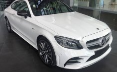 Jual mobil Mercedes-Benz C-Class AMG C 43 Coupe 2019