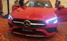 Mobil Mercedes-Benz CLA 200 AMG 2019 dijual