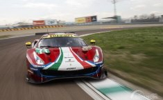 Review Ferrari 488 GTE EVO 2018: Grand Tourer Penakluk Le Mans