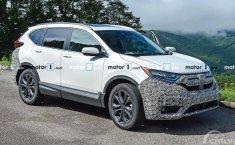 Edisi Minor Facelift Honda CR-V Tertangkap Kamera Sedang Diuji di Amerika