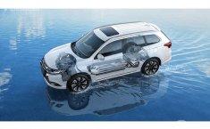 Bedah Teknologi PHEV (Plug-In Hybrid Electric Vehicle) di Mitsubishi Outlander PHEV