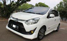 Toyota Agya 2017 dijual