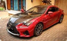 Lexus RC  2015 Merah