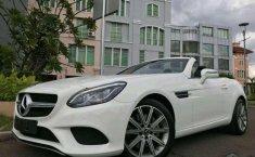 2017 Mercedes-Benz SLC dijual