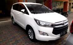 Jual mobil Toyota Kijang Innova 2.4V 2017 bekas
