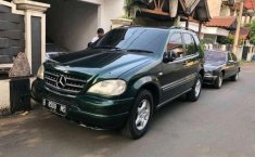 2001 Mercedes-Benz M-Class dijual