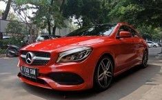 Mercedes-Benz CLA 2017 terbaik