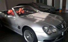 Mercedes-Benz SLK SLK 55 AMG 2005 Silver