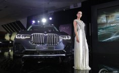 Review BMW X7 xDrive40i Pure Excellence 2019