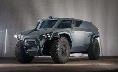 Arquus Scarabee, Kendaraan Militer Bertenaga Hybrid Pertama Buatan Prancis