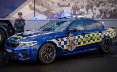 Wah, BMW M5 Competition Jadi Mobil Polisi di Australia