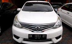Jual mobil Nissan Grand Livina XV 2014 bekas