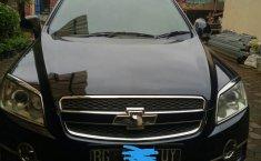 Jual mobil Chevrolet Captiva LT 2011 bekas, Sumatra Selatan