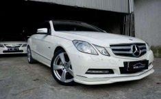 Mercedes-Benz E-Class 2012 250 terbaik