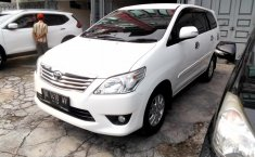 Sumatera Utara, jual mobil Toyota Kijang Innova 2.5 G 2012 bekas