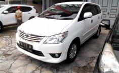 Jual cepat Toyota Kijang Innova 2.5 G 2012 di Sumatra Utara