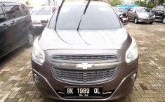 Jual cepat Chevrolet Spin LTZ 2014 di Sumatra Utara