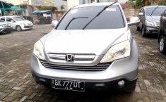 Mobil Honda CR-V 2.4 2009 dijual, Sumatra Utara