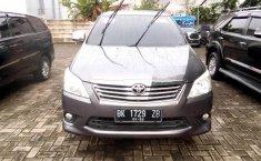 Jual Toyota Kijang Innova 2.5 G 2012 harga muurah di Sumatra Utara