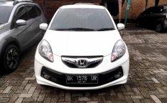 Dijual mobil bekas Honda Brio Satya E 2015 di Sumatra Utara