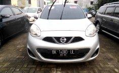 Jual Nissan March 1.2 Automatic 2015 harga murah di Sumatra Utara